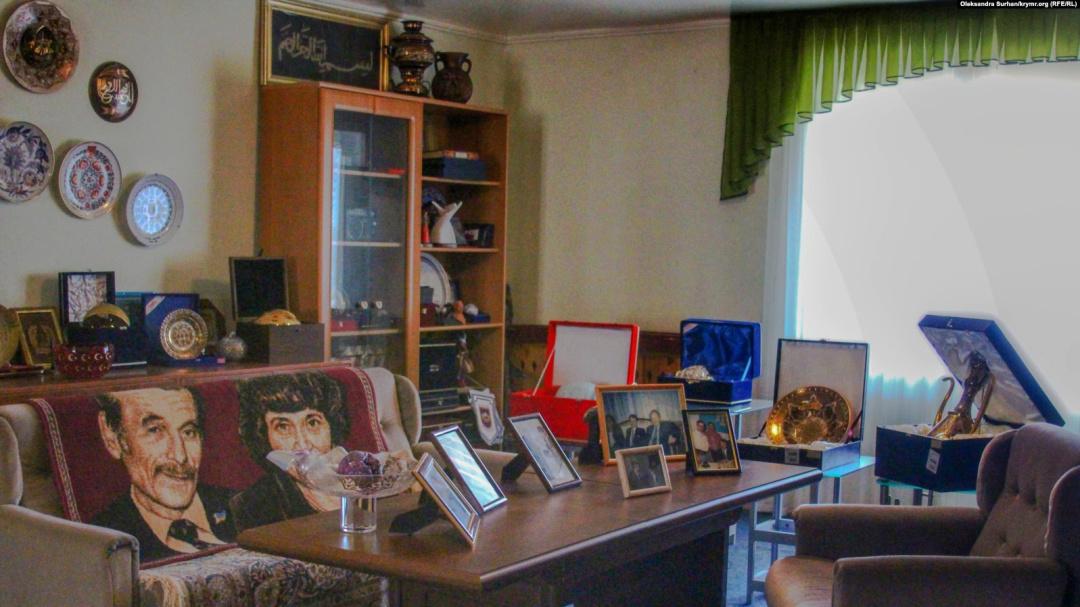 Дом-музей Мустафы Джемилева в Крыму