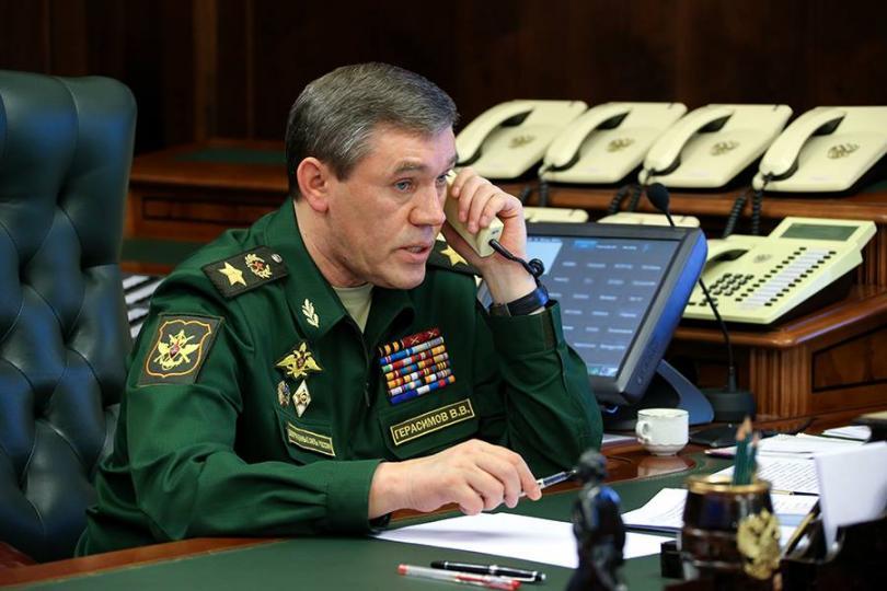 Генерал Герасимов / Фото: hodor.lol