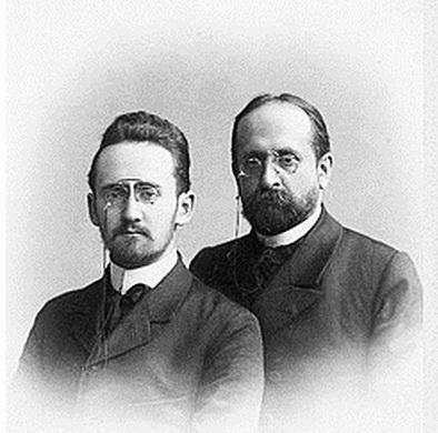 Сергій і Федір Ольденбурги