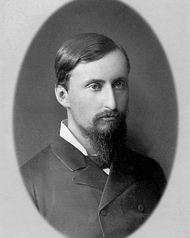 Дмитро Шаховський, 1887 р.
