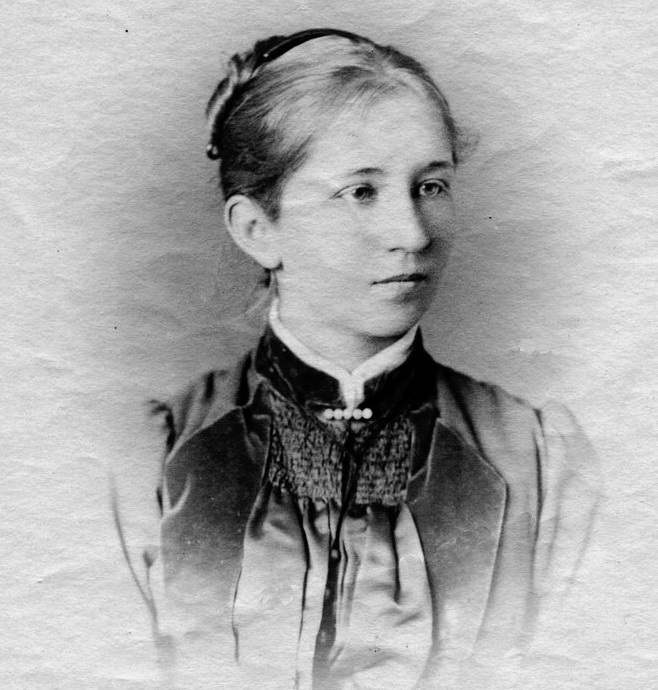 дружина Наталя Єгорівна Старицька, 1877 р.