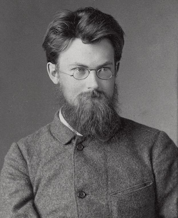 В.І..Вернадський, Мюнхен, 1888 р.