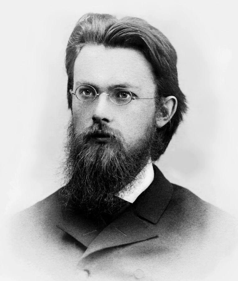 В.І.Вернадський, Париж, 1884 р. 1