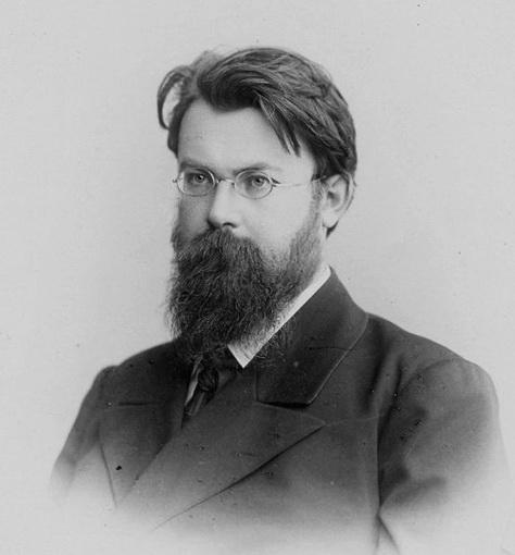 В. Вернадський, 1901 р.