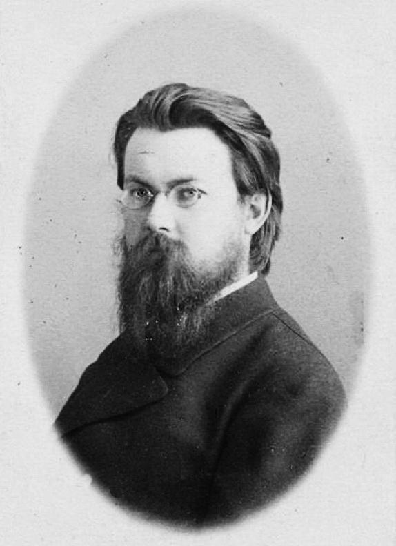 В.І. Вернадський, 1895 р.