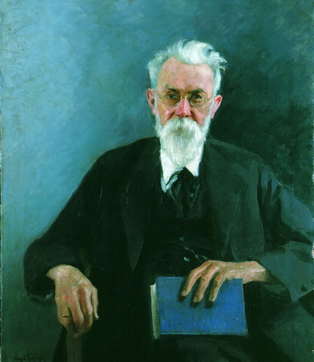 Ігор Грабар, Портрет Володисира Івановича Вернадського, 1935 р. 1