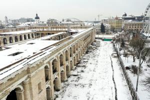 Ткаченко просить Кличка погодити передачу Гостиного двору МКІП
