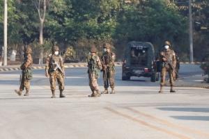 Військові у М'янмі подовжили надзвичайний стан
