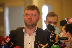 «Слуги» из-за усиления карантина пока не проводят «живые» заседания фракции - Корниенко