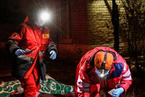 Zaporijjya : un incendie meurtier dans un hôpital