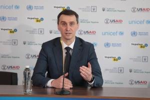 Ляшко отказался комментировать возможное назначение главой Минздрава