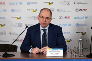 Ukraine expects 1.5M more doses of coronavirus vaccine by March 31 – Stepanov
