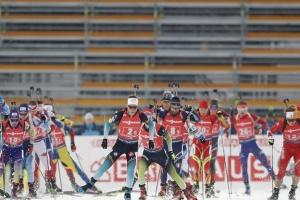 Кубок світу з біатлону: сьогодні в Нове-Место - чоловіча естафета