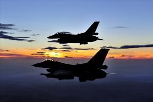 Винищувачі НАТО в Балтії за тиждень супроводжували 10 військових літаків РФ