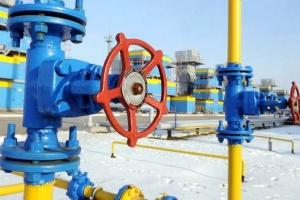 Україна завершила сезон відбору газу зі сховищ