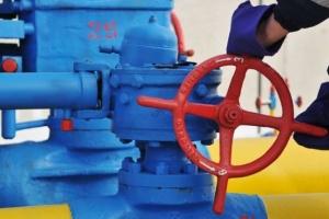 Транзит газу до Європи через Україну знизився на чверть