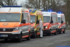 Закриття районів у Чехії контролюватимуть 30 тисяч поліціянтів та 4 тисячі військових