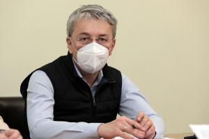 Ткаченко порівняв звичку мити руки з перевіркою фейків Кремля