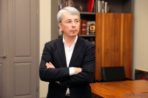 Ткаченко закликає наслідувати МКІП, де на більшості посад — жінки