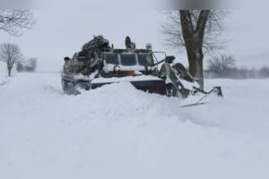Se limita el tráfico de camiones en carreteas de cinco regiones de Ucrania