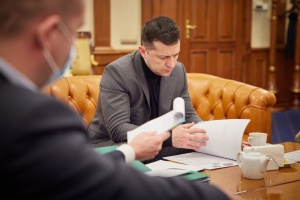 Prezydent zmienił skład delegacji ukraińskiej w TGK