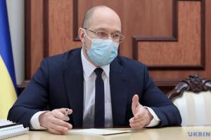 Corona: In der Ukraine nimmt Dynamik der Inzidenz ab - Schmyhal