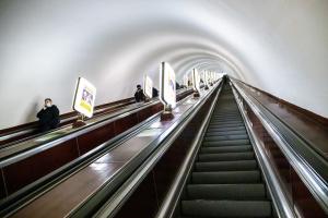 На трьох станціях метро можуть обмежити вхід через футбольний матч