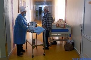 Центральна лікарня Франківська поки не приймає COVID-хворих через перевантаження