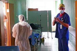 Coronavirus: Region Tscherniwzi ab Montag auf Stufe Rot