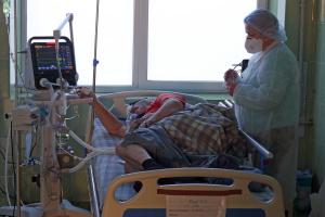 Na Ukrainie zarejestrowano 5850 nowych przypadków COVID-19