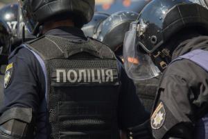 Центр Києва посилено охороняє поліція через акцію на підтримку Стерненка