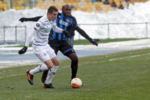 «Динамо» не змогло втримати перемогу в морозному Києві