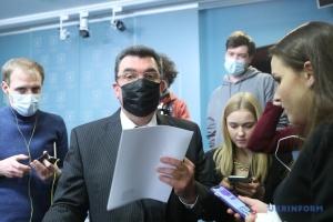 За нарушение закона любой телеканал срочно попадет под санкции - СНБО