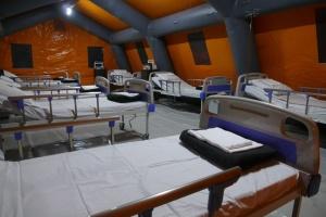 На Прикарпатті ще є резерв у COVID-лікарнях, але хворих везуть до Львова