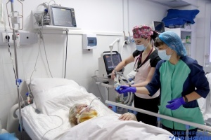 Na Ukrainie zarejestrowano 8147 nowych przypadków COVID-19