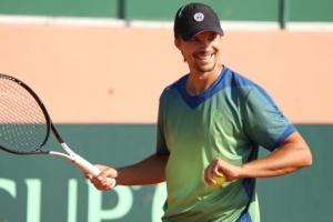 Українець Молчанов виграв парний титул турніру ATP у Казахстані