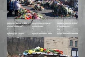 У Любліні презентували онлайн-виставку про Революцію Гідності колишнього польського дипломата в Києві
