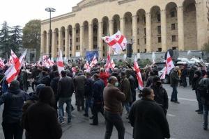 Політична криза в Грузії: від мрії до істерії – один крок