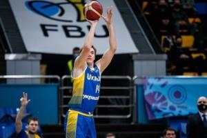Украина стала второй по ассистам в квалификации Евробаскета-2022