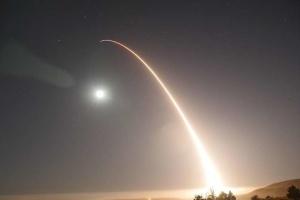 США успешно испытали межконтинентальную ракету Minuteman III