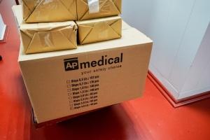 Житомирщина получила 17,3 тысячи доз COVID-вакцины