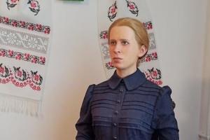 В Новограде-Волынском покажут 3D-фигуру Леси Украинский