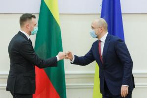 Литва надасть Україні COVID-вакцину за спеціальною програмою ЄС