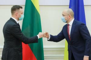 Litwa przekaże Ukrainie szczepionkę przeciwko COVID w ramach specjalnego programu UE