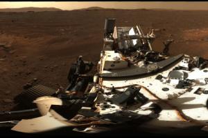 NASA показало Марс на снимке в 360 градусов