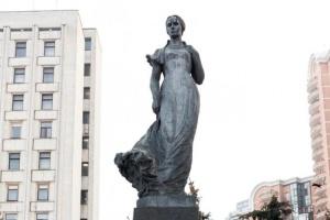 El presidente Zelensky honra la memoria de Lesya Ukrainka