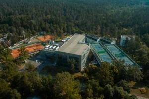 У тенісній академії запевняють, що планують облаштувати у Пущі-Водиці екопарковку