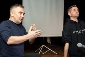 У Харкові презентували фільм «Contra spem spero» про стосунки дорослих і дітей