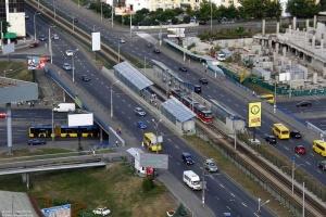 Индустриальный мост в Киеве перекроют на три месяца