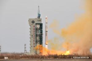 Китай запустив на орбіту нові супутники